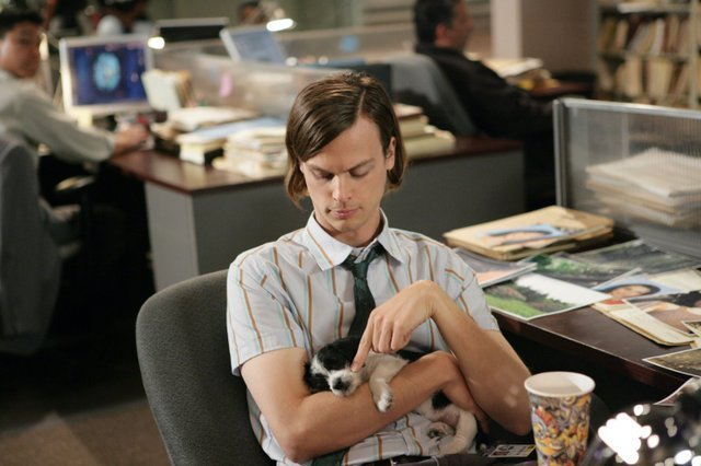 matthew gray gubler criminal minds. Matthew Gray Gubler