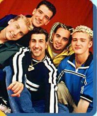 NSYNC wallpaper entitled NSYNC