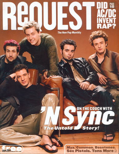 NSYNC wallpaper probably with a sign and Anime titled NSYNC
