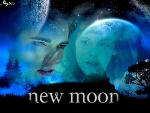 New Moon wallpaper called New Moon