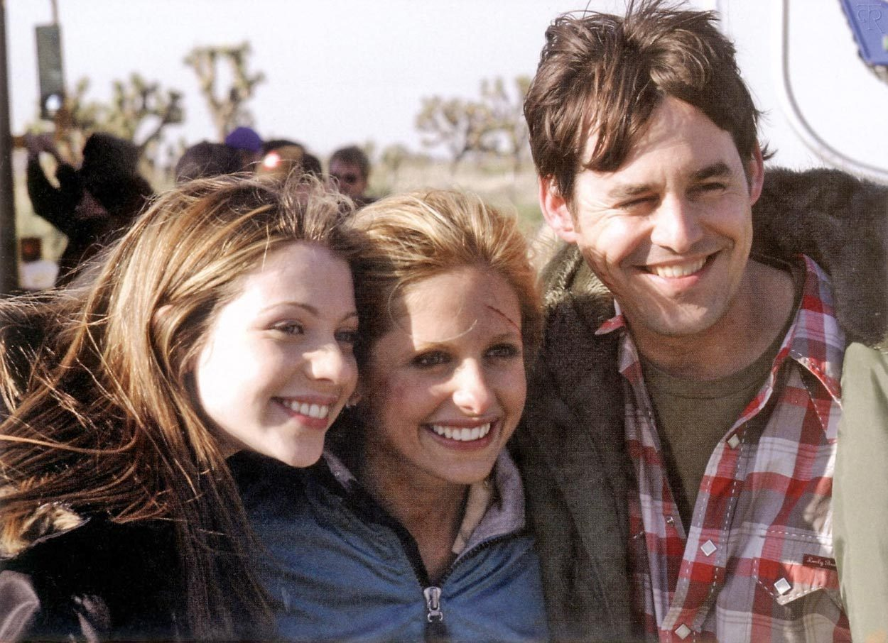 Nicholas, Michelle, & Sarah