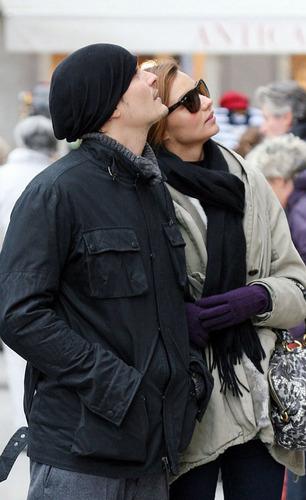 Orlando and Miranda in Venice