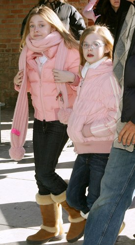 Out and About in Sundance 2007