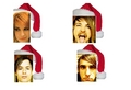 Paramore- Santa Hats - twilight-series photo