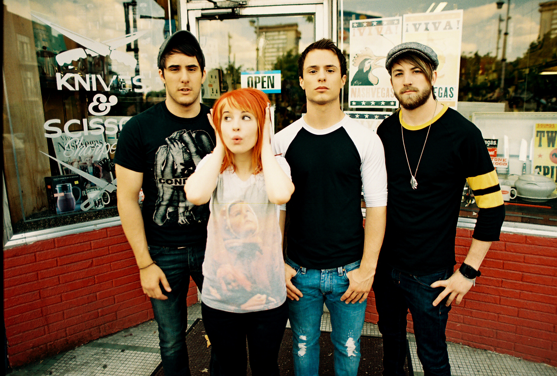 Paramore - Paramore Photo (3107398) - Fanpop Paramore
