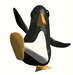 Penguin - veggie-tales icon