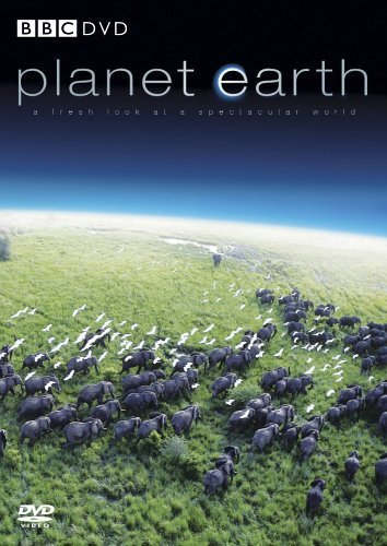 Planet Earth on DVD