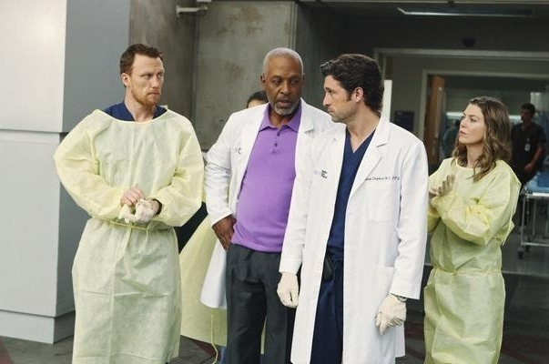 Promo Pictures episode Wish Ты were here