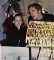 Rob and Kristen - twilight-series photo