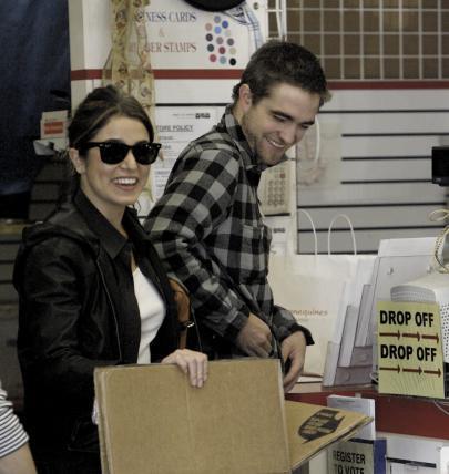 Rob and Nikki