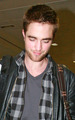 Rob back in London  - twilight-series photo