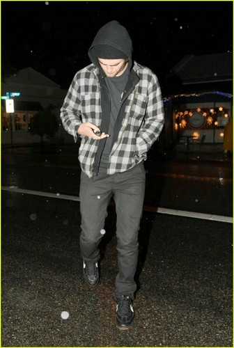Rob in West Hollywood