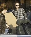 Robert & Nikki in Hollywood - twilight-series photo