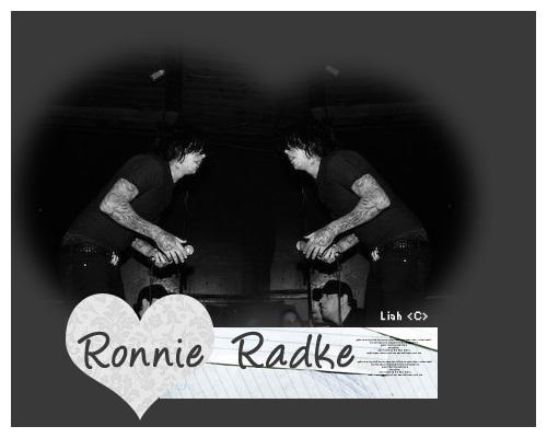 Ronnie Radke (: