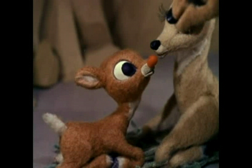 Christmas Movies Images Rudolph The Red Nosed Reindeer Hd Wallpaper And Background Photos 3171950