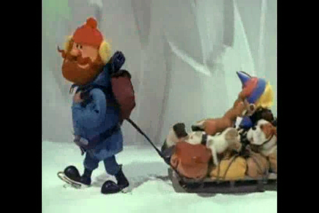 Rudolph the Red Nosed Reindeer The Movie 1998 Clube Cinema