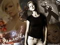 americas-next-top-model - Samantha Wallpaper wallpaper