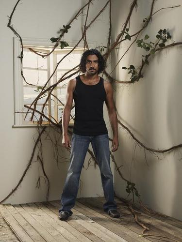 Sayid Jarrah Обои probably containing a pantleg, пантлег entitled Sayid Jarrah
