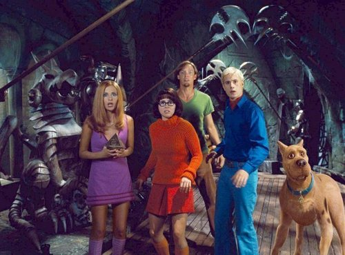 Scooby doo the gang