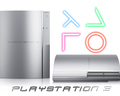 Silver PS3 - playstation wallpaper