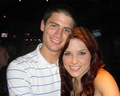 Sophia and James rare photos - sophia-bush-and-james-lafferty photo