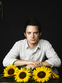 Sunflower Photoshoot 2005 - elijah-wood photo
