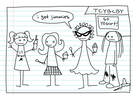 Homestar ruiner teen girl squad