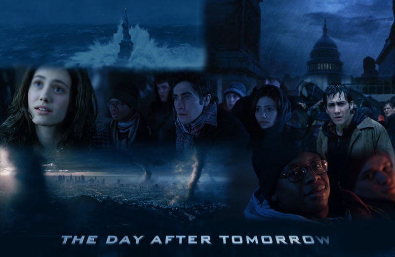 the day after tomorrow essay Essay preview the analysis of 'the day after tomorrow' 'the day after  tomorrow' starring dennis quaid and jake gyllenhaal was the long awaited big  money.