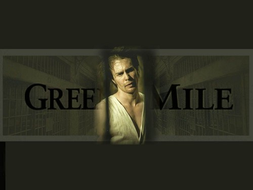 Tearjerkers پیپر وال titled The Green Mile