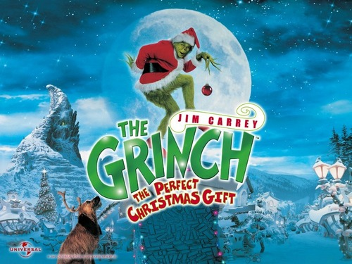 How The Grinch Stole Christmas wallpaper possibly with anime called The Grinch