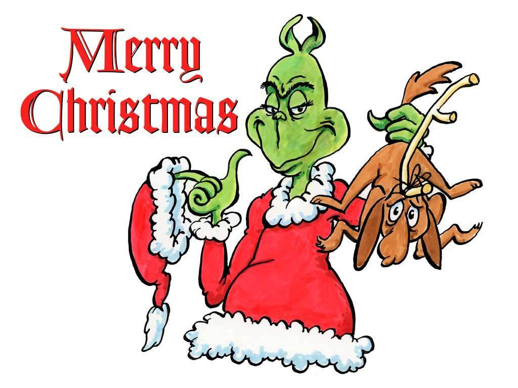 The Grinch - How The Grinch Stole Christmas Wallpaper (3149494 ...