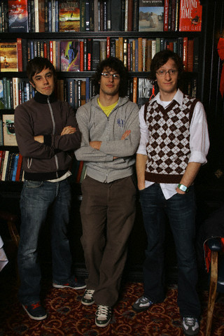 The Lonely Island (Jorma, Andy & Akiva)