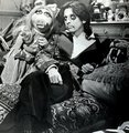 The Muppet montrer with Alice Cooper
