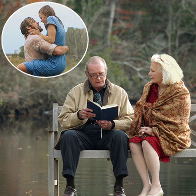 Tearjerkers wolpeyper called The Notebook