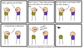 The Segul head- Orgin. - cyanide-and-happiness photo