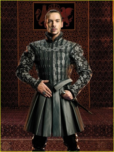 The Tudors پیپر وال probably with a surcoat, سورکوت entitled The Tudors - Season 3 Promo