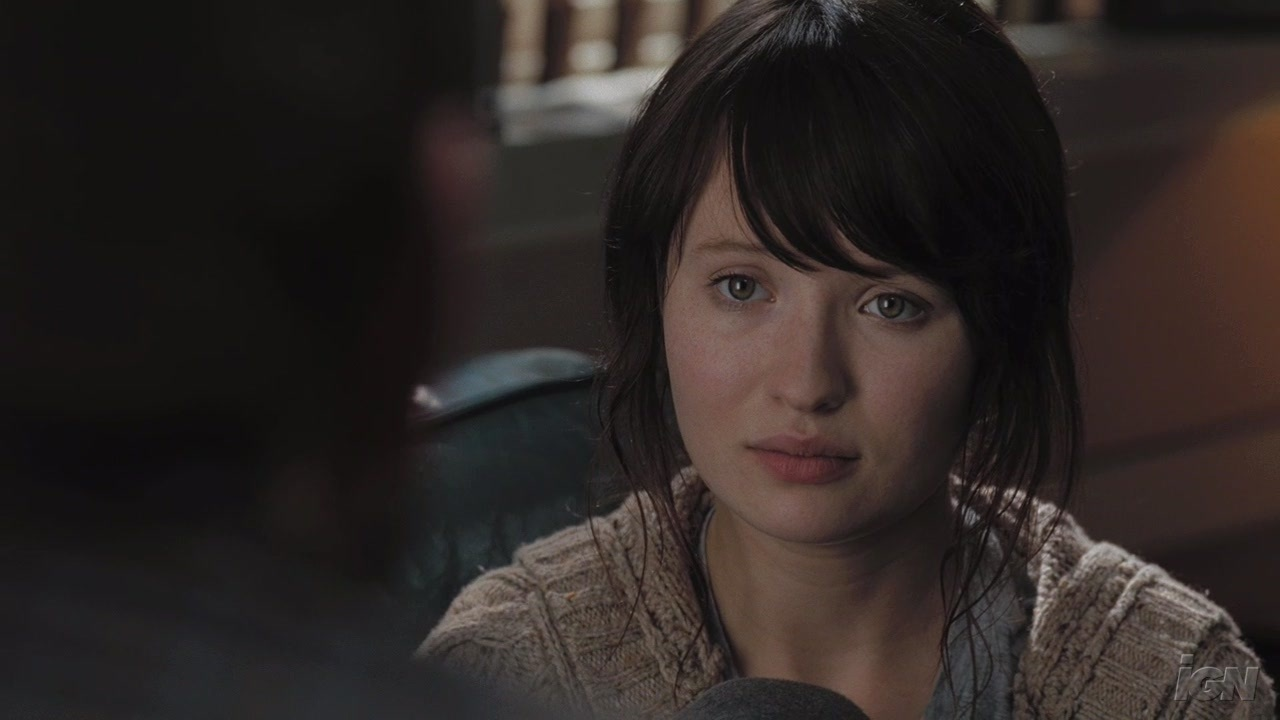 emily browning images the uninvited trailer hd wallpaper and