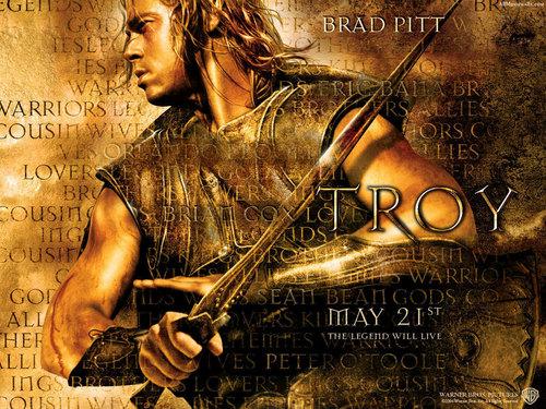 Troy দেওয়ালপত্র