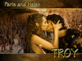 Paris and Helen Wallpaper - troy wallpaper
