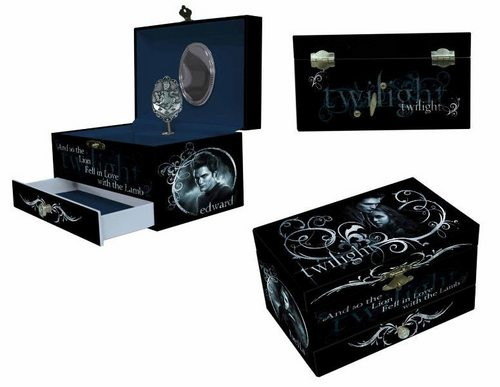 Twilight Musical Jewlry Box
