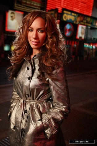 U S Video Shoot For Bleeding Love Leona Lewis Image