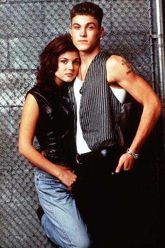 Valerie and David