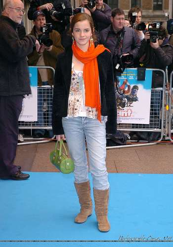 Valiant UK Premiere 2005