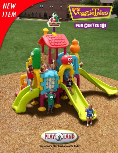 Veggietales playground