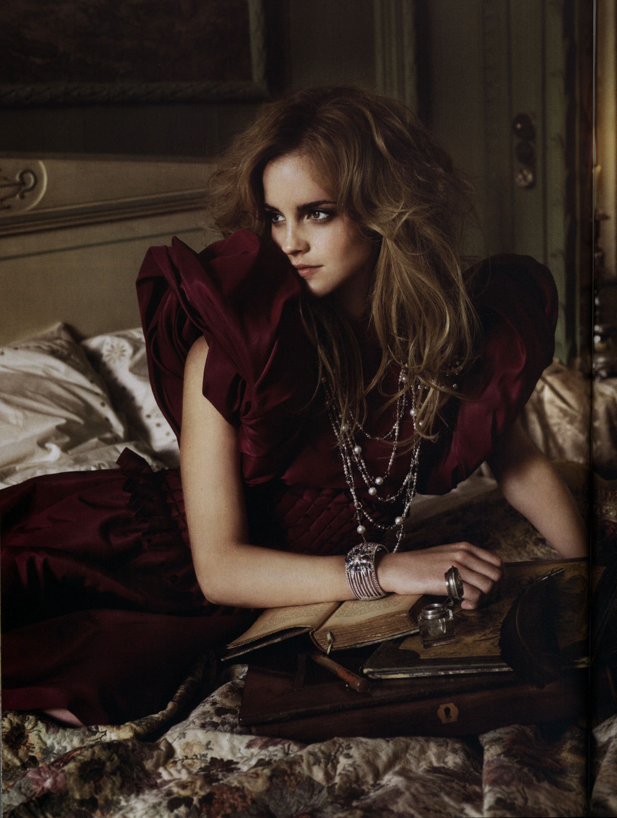 Vogue Italia - emma-watson photo