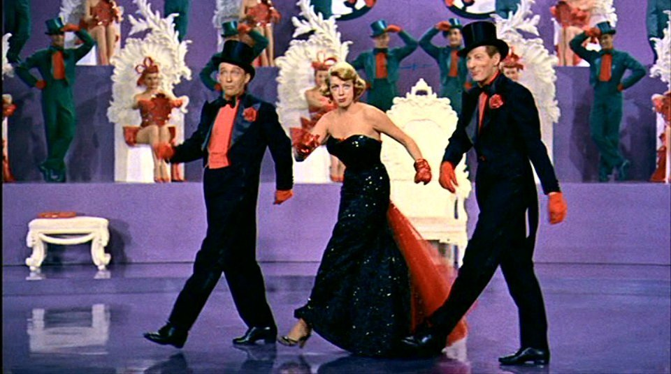 Bing Crosby Rosemary Clooney That Travelin Two Beat