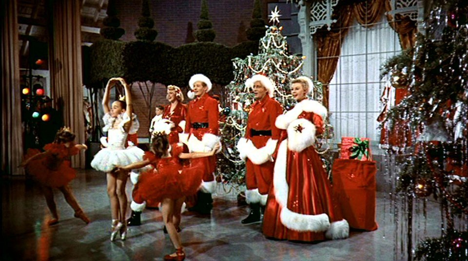 White Christmas Background hd White Christmas 1954 Movie hd Wallpaper For Your Desktop Background or
