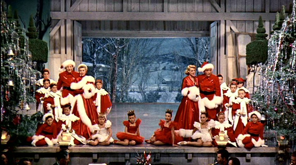 christmas movies images white christmas 1954 hd wallpaper and background photos - White Christmas The Movie