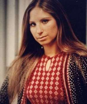 Barbra Streisand hình nền containing a portrait titled Young Barbra