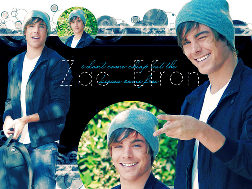 Disney Channel Original Movies wallpaper called Zac Efron